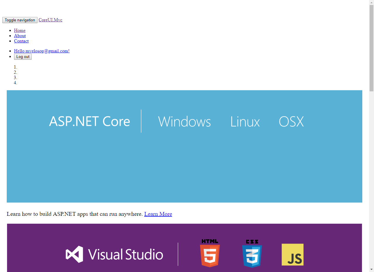 Building elegant applications with ASP.NET Core MVC 2.1 and CoreUI 2 (Bootstrap 4) /posts/images/chrome_2018-04-08_15-40-50.png