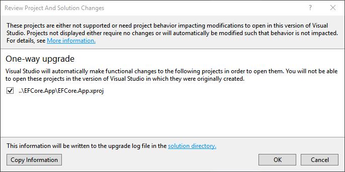 Migrar una aplicación de consola a Visual Studio 2017 /posts/images/devenv_2017-03-13_17-49-26.png
