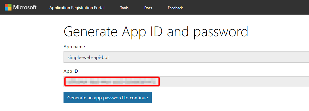 How to receive events in a Bot Framework SDK v4 Web API bot? - Code