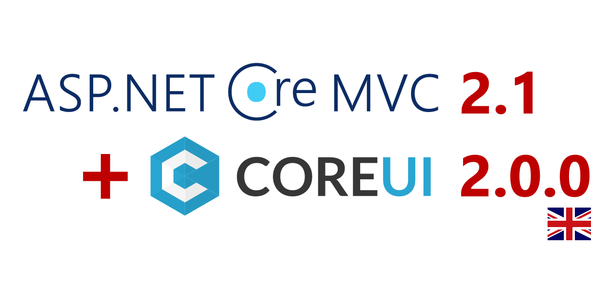 Building elegant applications with ASP NET Core MVC 2 1 and CoreUI 2